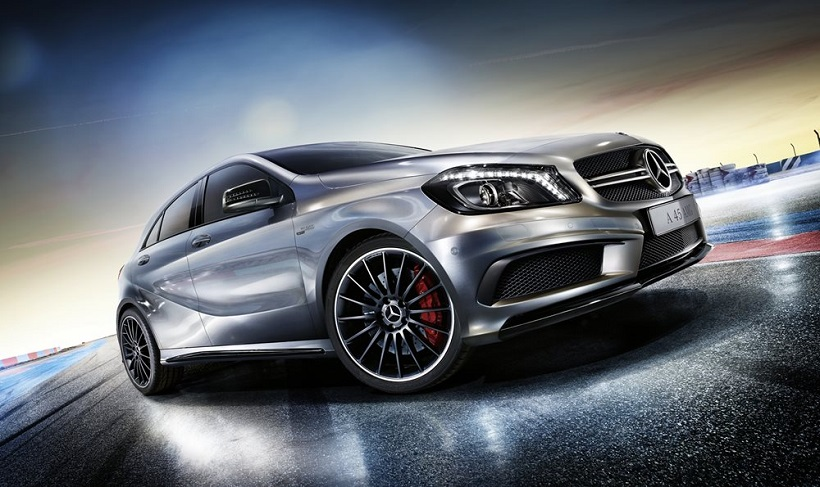 Mercedes benz a 45 amg 2016 2 0 in qatar new car prices for Mercedes benz qatar