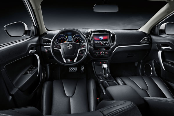 mg 5 2016 hl in uae new car prices specs reviews photos yallamotor. Black Bedroom Furniture Sets. Home Design Ideas