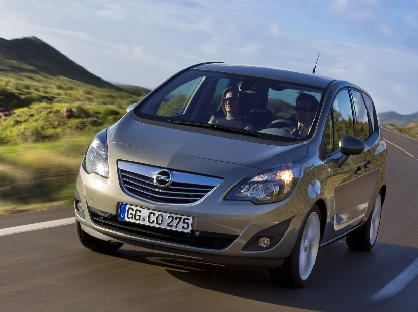 opel meriva 2016 1 4l in oman new car prices specs reviews photos yallamotor. Black Bedroom Furniture Sets. Home Design Ideas