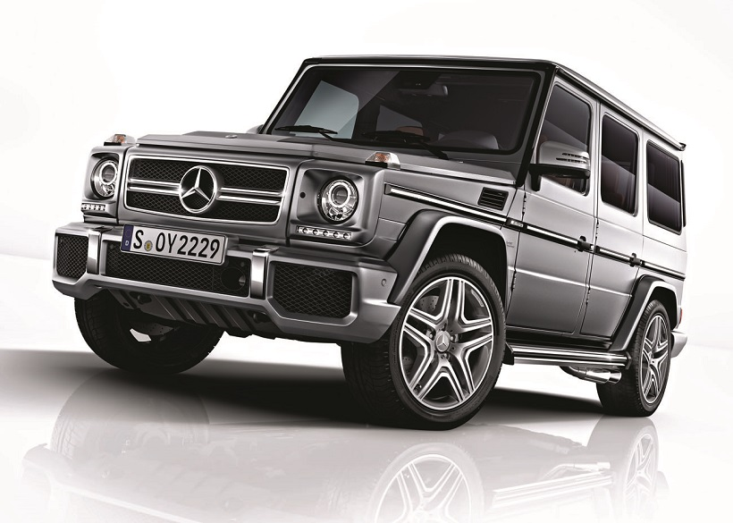 Mercedes Benz G Class 2016 G 500 In Uae New Car Prices
