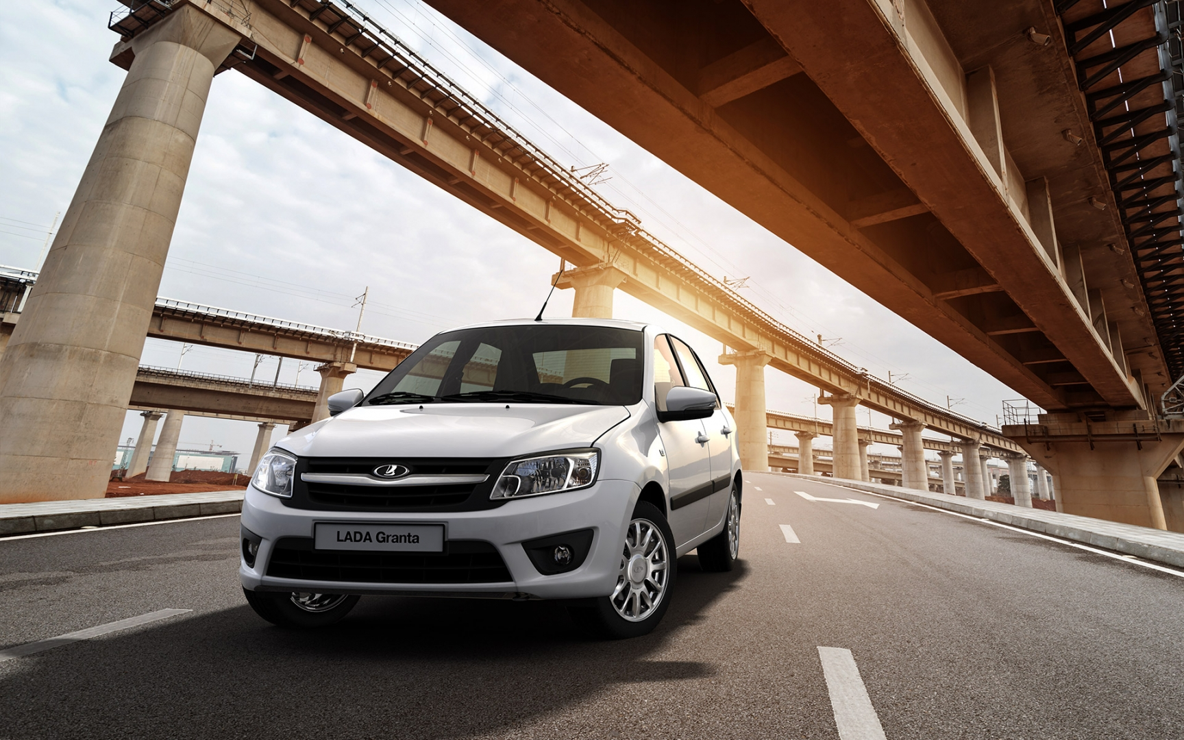 Lada Grant sedan: specifications and owners reviews
