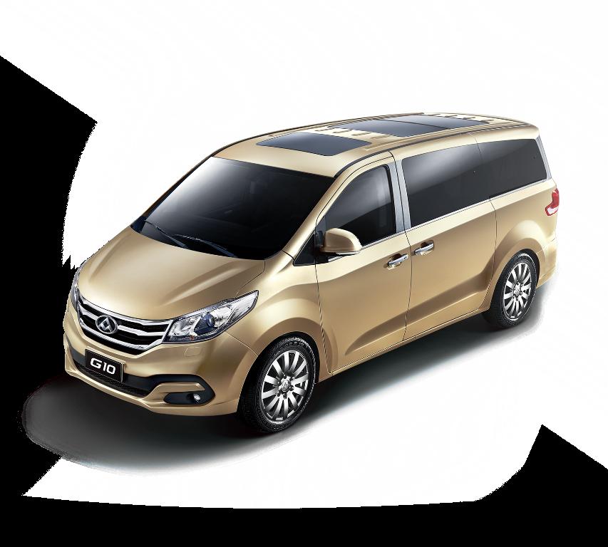 Maxus G10 7 Seater 2016 Seat MPV United Arab Emirates