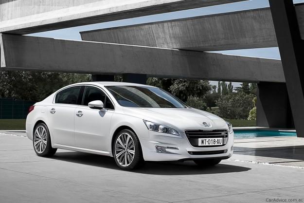 Peugeot 508 2012 Access / Active / Allure in Saudi Arabia: New Car ...