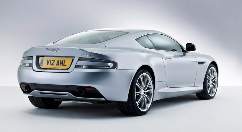 Aston Martin Db9 2017 V12 Carbon Black In Uae New Car Prices Specs