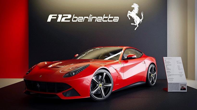 2017 Ferrari F12 berlinetta Prices in UAE Gulf Specs  Reviews