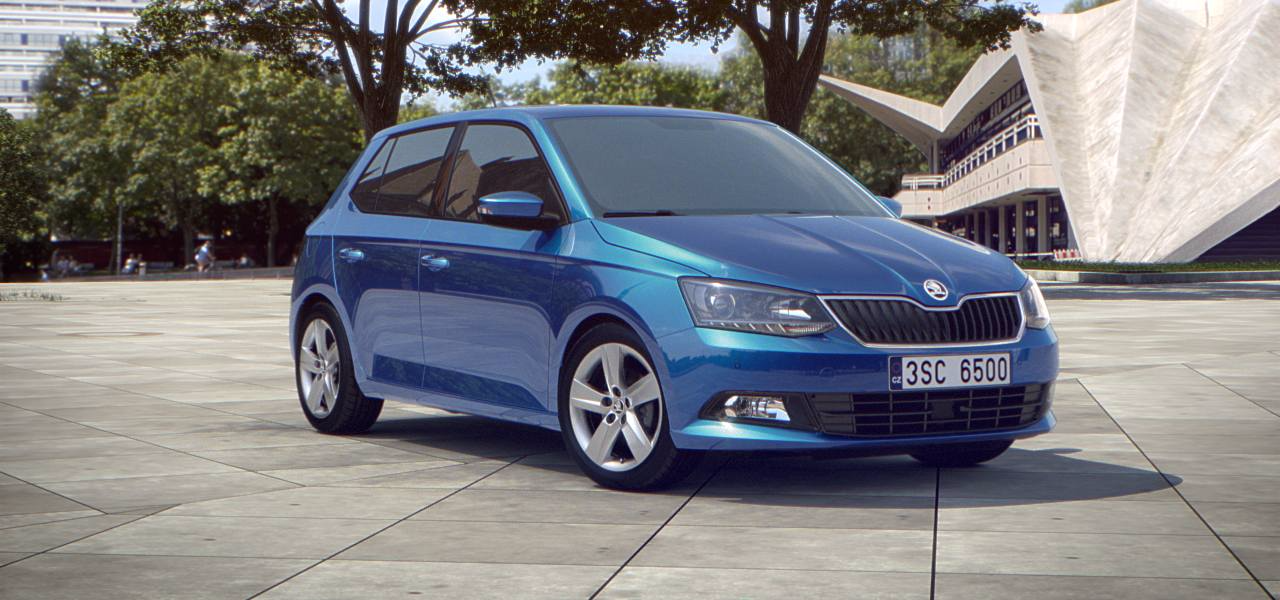 skoda fabia 2017 style 1 2 in egypt new car prices specs reviews photos yallamotor. Black Bedroom Furniture Sets. Home Design Ideas