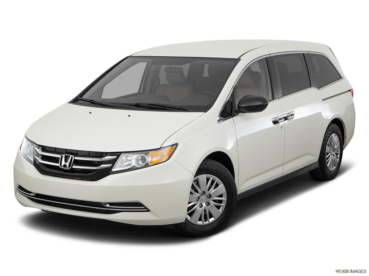 Honda Odyssey 2017 Saudi Arabia