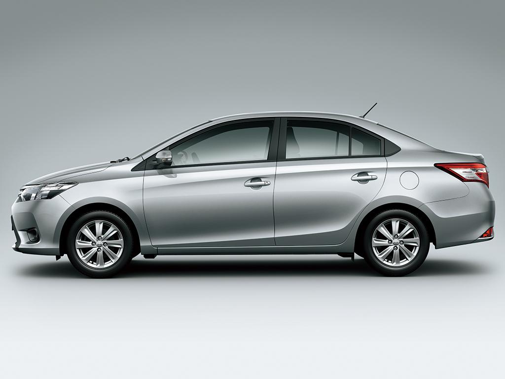 Toyota Yaris Sedan 2017 1 5 Sport Qatar