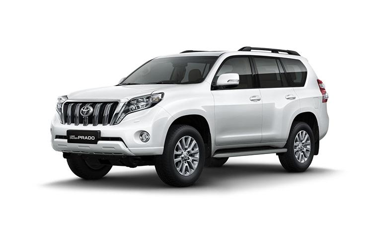 Toyota Land Cruiser Prado Price In Qatar New Toyota Land Cruiser