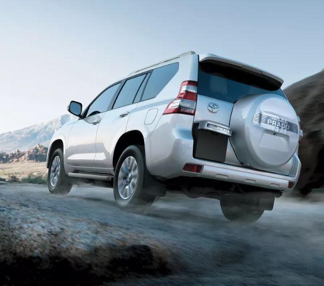 Toyota Land Cruiser Prado 2017 4 0l Vxl In Qatar New Car