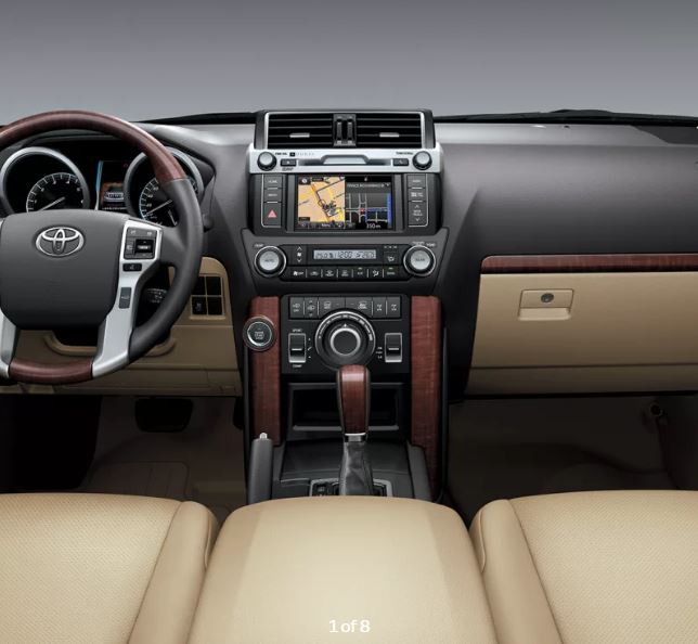 Toyota Land Cruiser Prado 2017 4 0l Vxr In Uae New Car Prices
