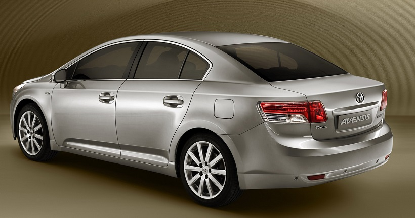 Toyota Avensis 2012 Sedan In Egypt New Car Prices Specs Reviews