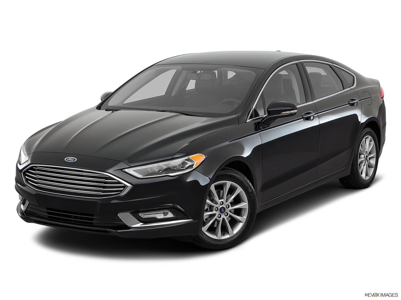 Ford Fusion 2017 Saudi Arabia