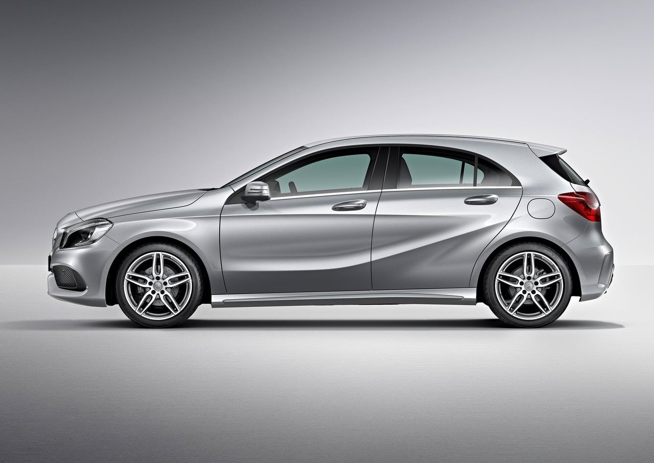 Mercedes Benz A Class 2017 A 250 Sport In Uae New Car