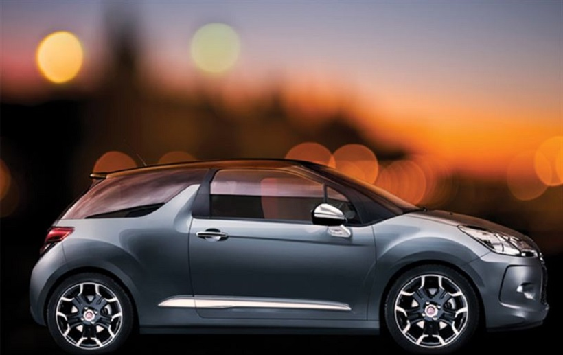 citroen ds3 2017 so chic 1 6 in uae new car prices specs reviews photos yallamotor. Black Bedroom Furniture Sets. Home Design Ideas