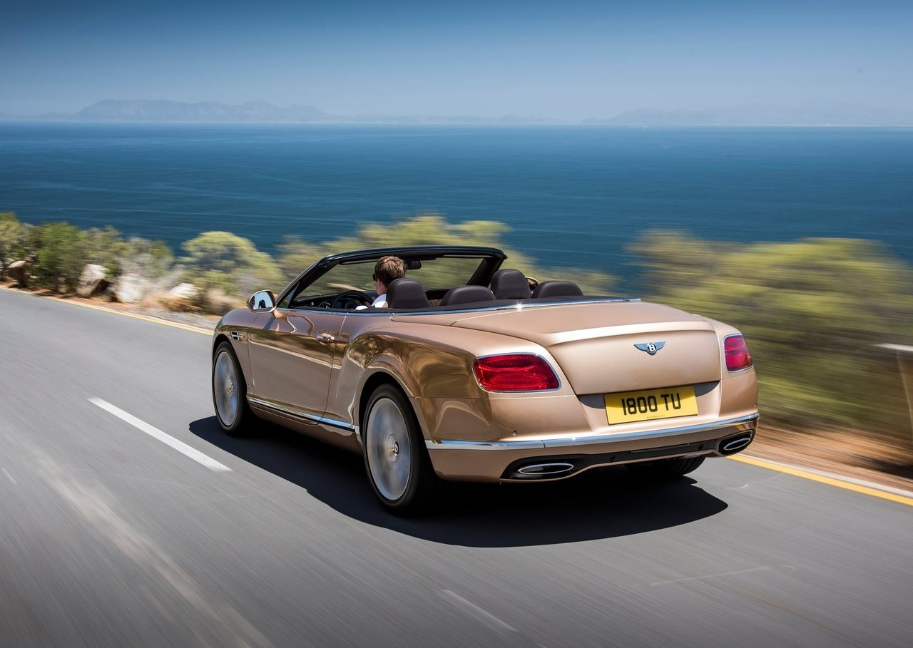Bentley Continental GT Convertible 2017 V8 S In Qatar New
