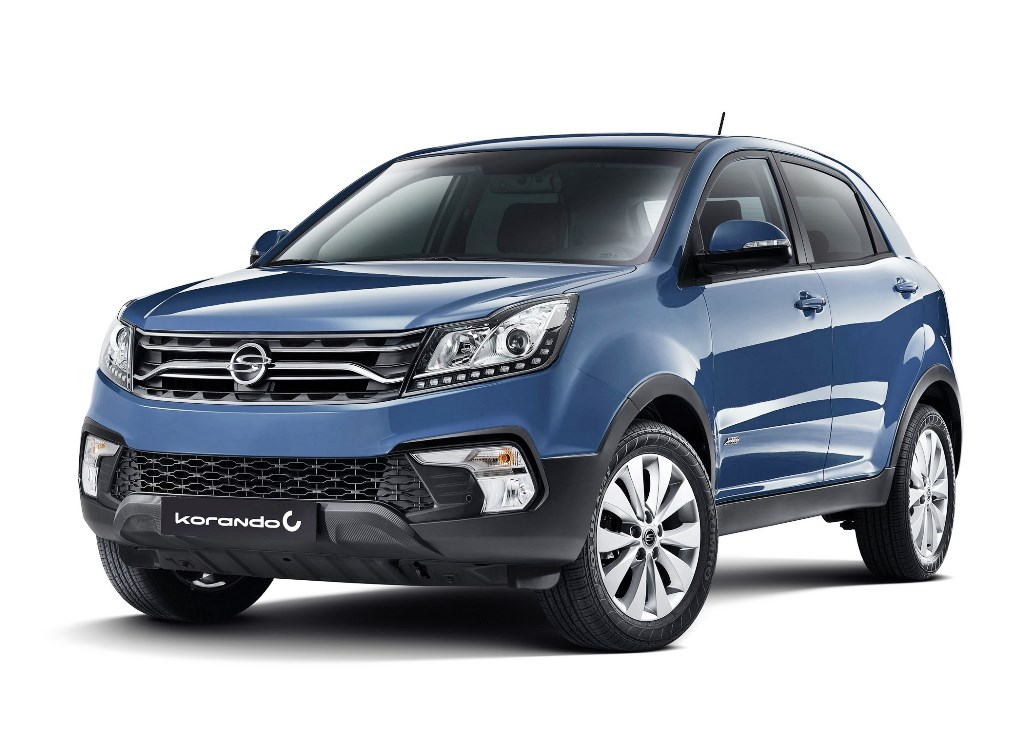 ssangyong korando 2017 4wd in saudi arabia new car prices specs reviews photos yallamotor. Black Bedroom Furniture Sets. Home Design Ideas
