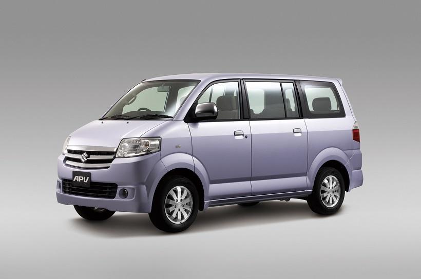 Suzuki Apv L Panel Van Qatar