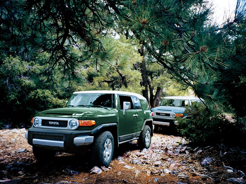 Car Pictures List For Toyota Fj Cruiser 2012 5 Door 4 0l