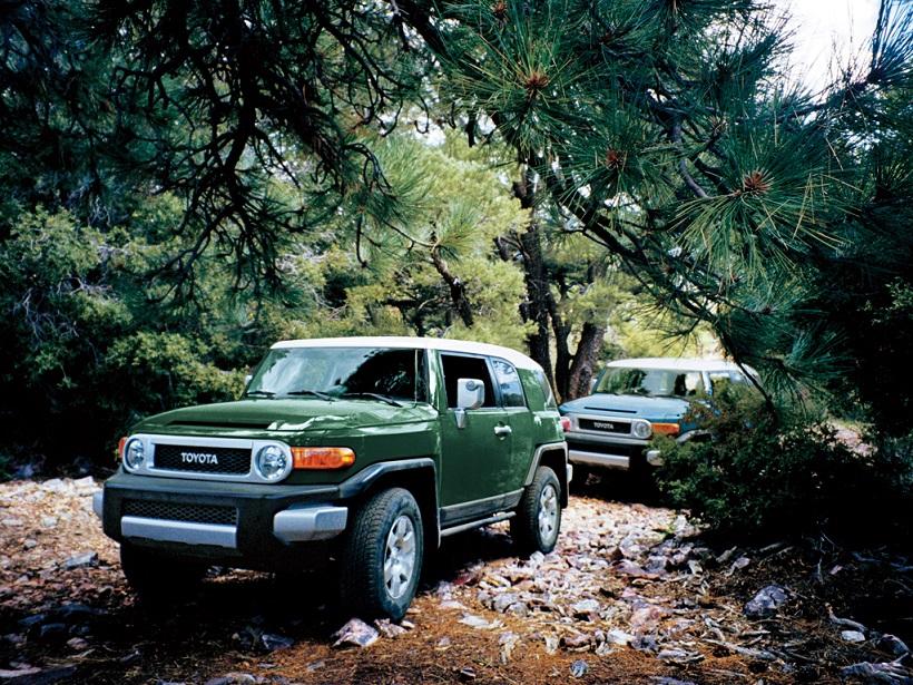 Car Pictures List For Toyota Fj Cruiser 2012 5 Door 4 0l