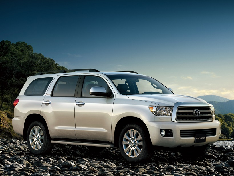 toyota sequoia 2012 5 7l v8 in saudi arabia new car prices specs reviews photos yallamotor. Black Bedroom Furniture Sets. Home Design Ideas
