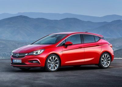 Opel Astra Hatchback 2017 GTC in UAE: New Car Prices, Specs, Reviews ...