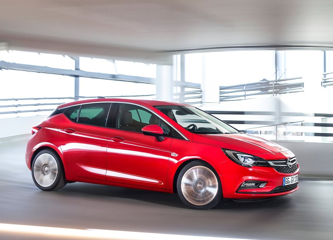 Opel Astra Hatchback 2017 GTC in UAE: New Car Prices ...