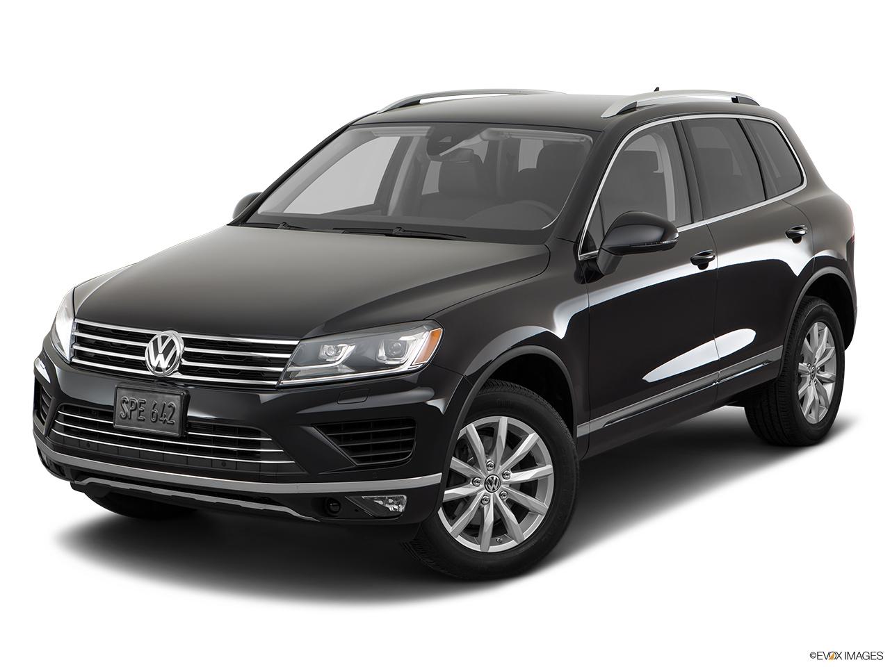 Volkswagen Touareg 2017 United Arab Emirates