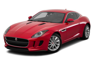 Jaguar F Type Coupe 2017