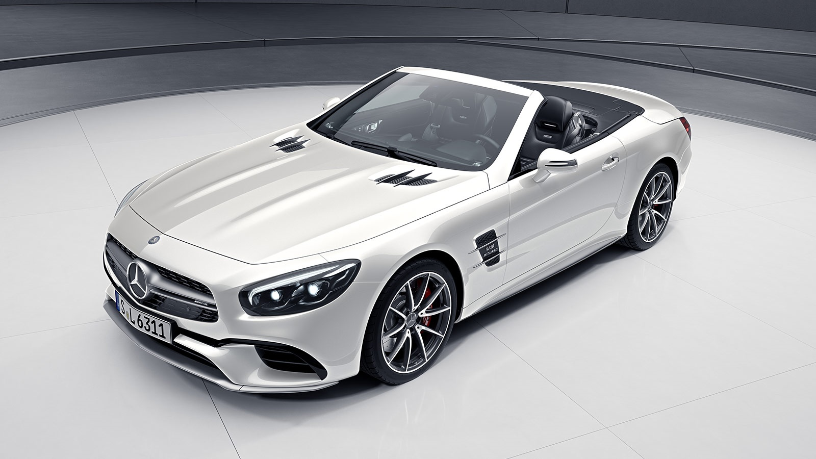 Mercedes benz sl 63 amg 2017 5 5l in uae new car prices for Mercedes benz sl500 amg