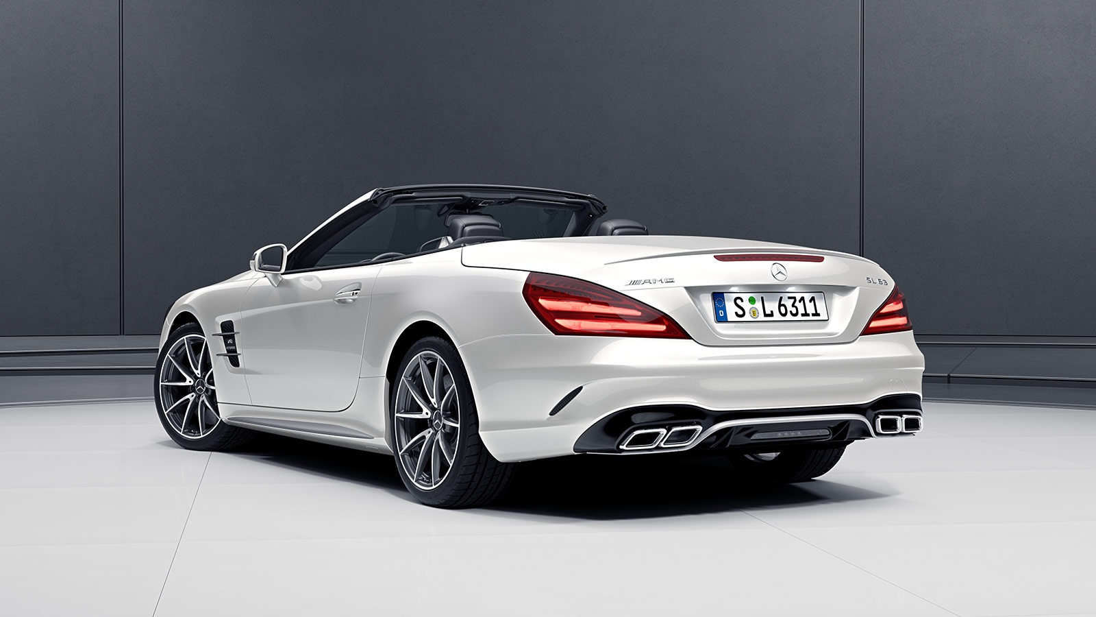 Mercedes benz sl 63 amg 2017 5 5l in uae new car prices for Mercedes benz sl price