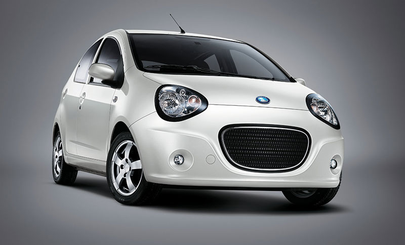 Geely GC2 Price in Saudi Arabia - New Geely GC2 Photos and ...