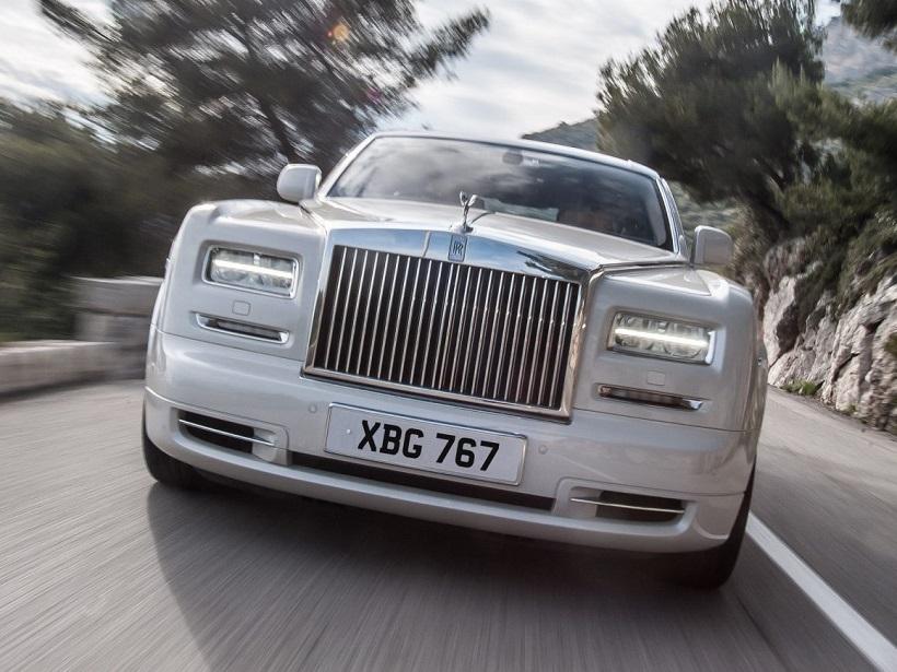 Rolls Royce Phantom 2017 6 75l Base United Arab Emirates
