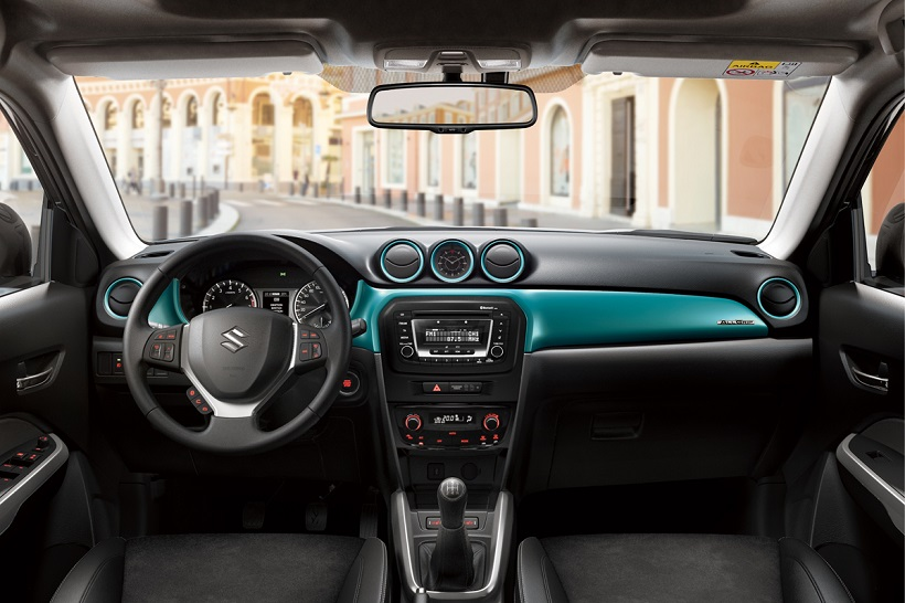 Suzuki Vitara 2017 GLX AWD United Arab Emirates