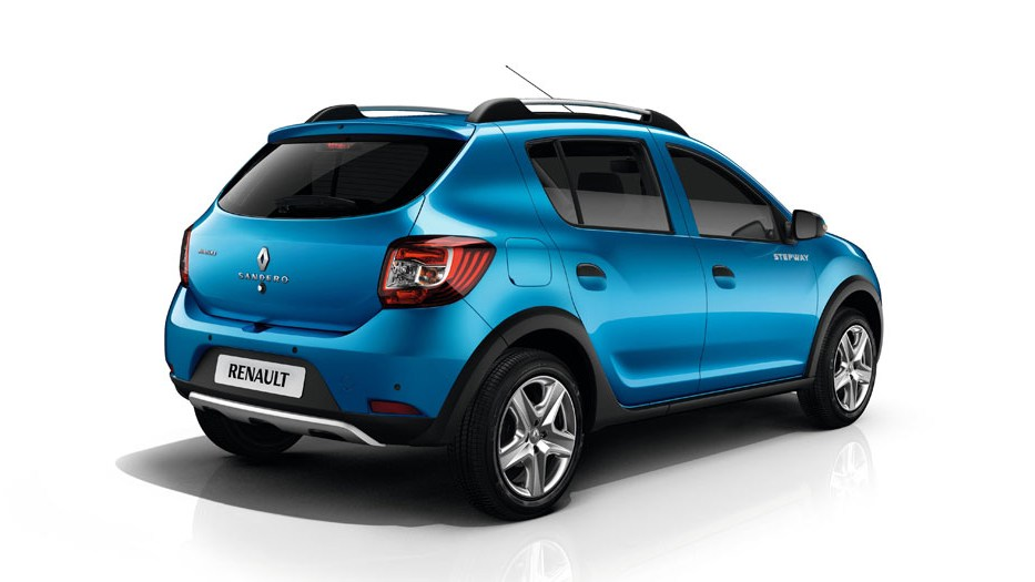 renault sandero stepway 2016 top in egypt new car prices specs reviews photos yallamotor. Black Bedroom Furniture Sets. Home Design Ideas