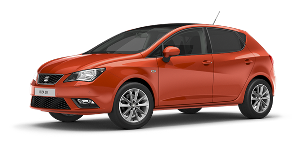 Car Pictures List For Seat Ibiza 2016 Reference (Egypt)