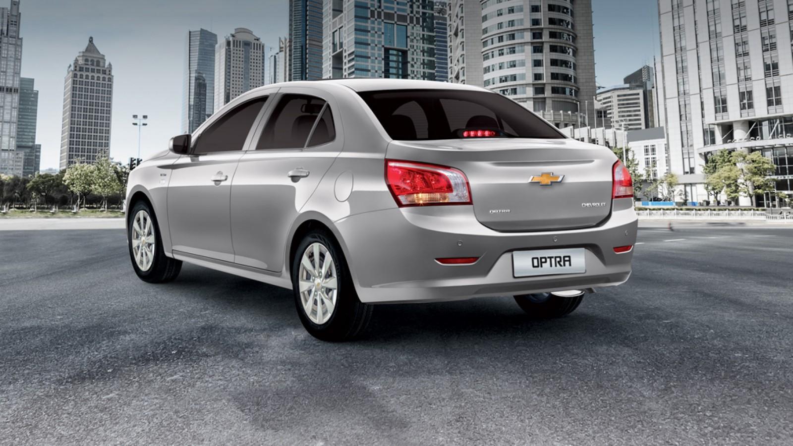 Chevrolet Optra New Car Price