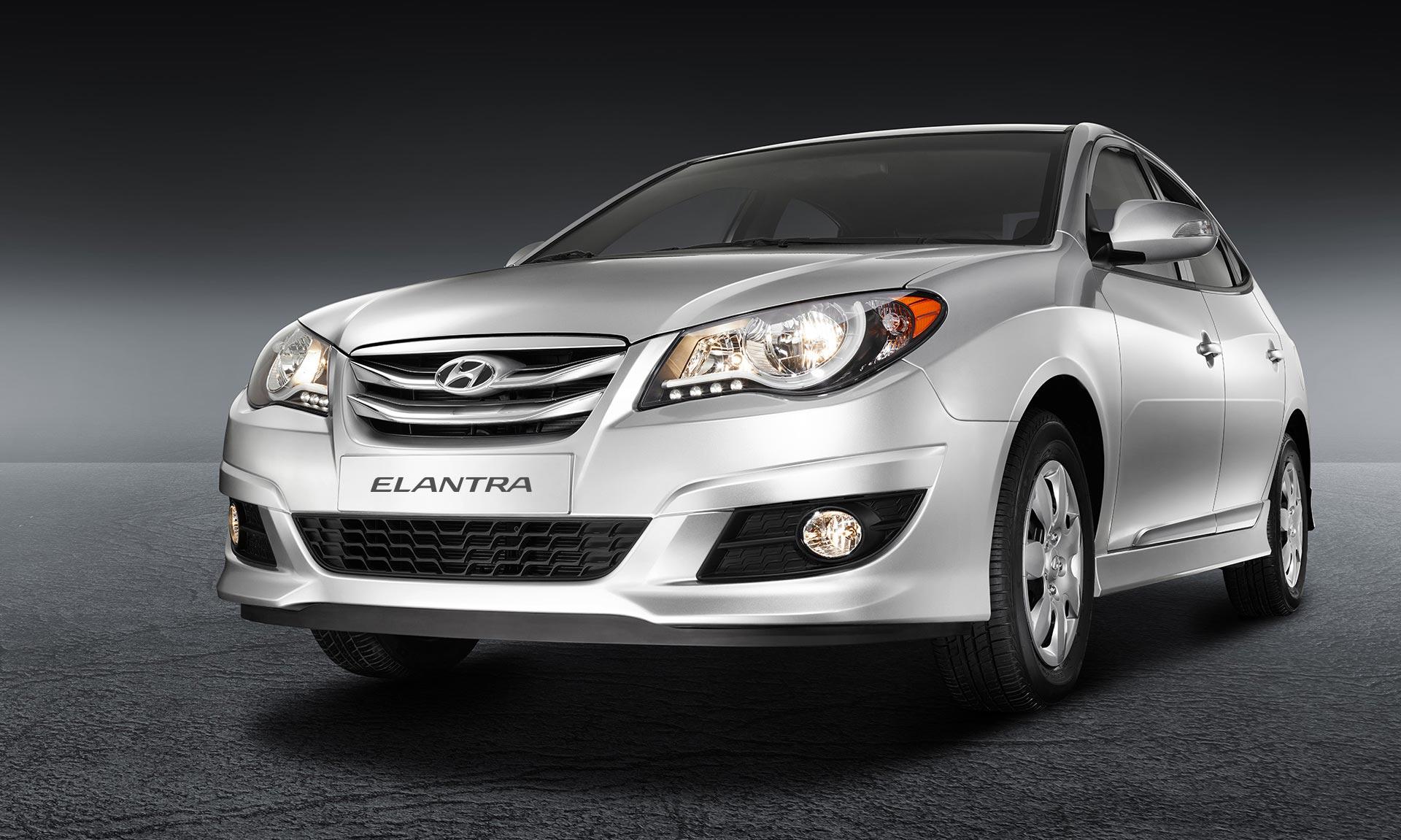 Hyundai Elantra Hd 2017 1 6l Standard In Egypt New Car