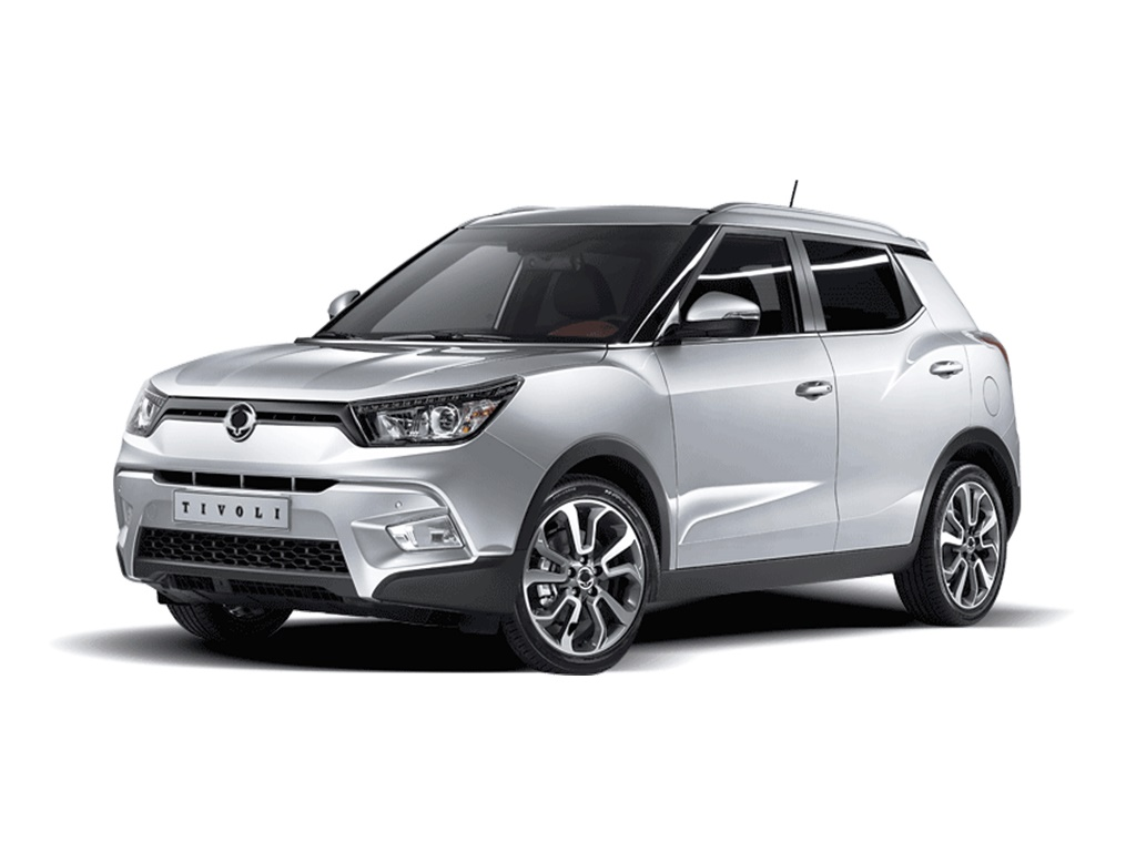 ssangyong tivoli price in uae new ssangyong tivoli photos and specs yallamotor. Black Bedroom Furniture Sets. Home Design Ideas