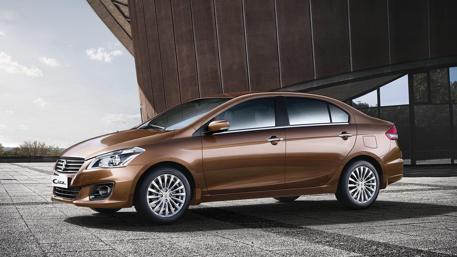 Car Pictures List for Suzuki Ciaz 2017 Standard (UAE ...