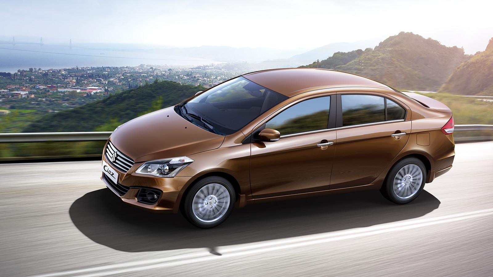 Suzuki Ciaz 2017 Standard In Uae New Car Prices Specs Reviews Amp Photos Yallamotor