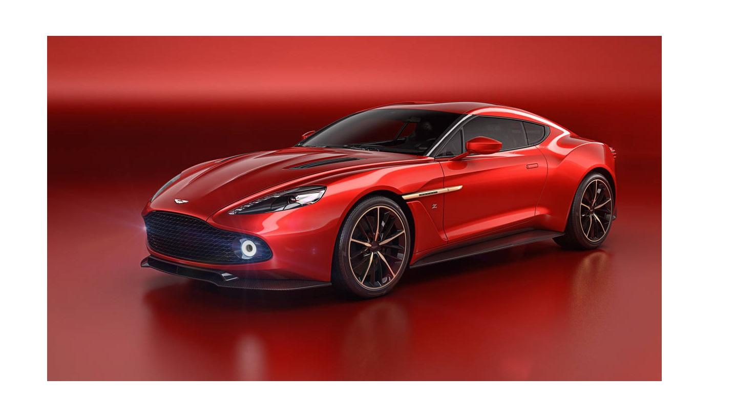 Aston Martin Vanquish Zagato 2017 V12 in UAE: New Car Prices, Specs