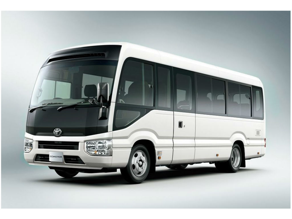Toyota Coaster 2017 4 2l 23 Seater In Uae New Car Prices