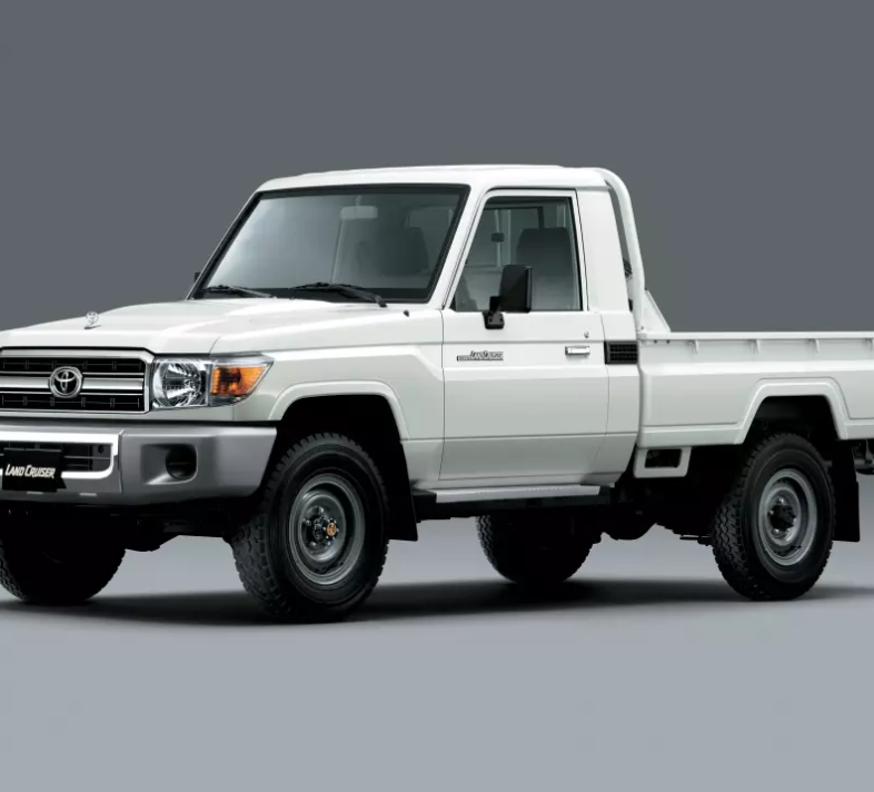 Toyota Land Cruiser Pick Up 2017 4 0l Single Cab In Uae