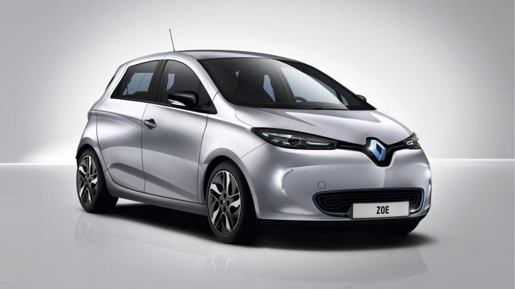 renault zoe 2017 ze 40 41 kwh in uae new car prices specs reviews photos yallamotor. Black Bedroom Furniture Sets. Home Design Ideas
