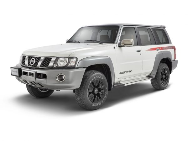 Nissan Patrol Super Safari 2017 United Arab Emirates