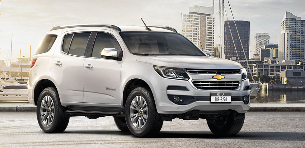 Chevrolet Trailblazer 2017 LT 4WD Z71 in Qatar: New Car ...