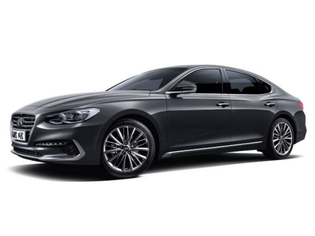 Hyundai Azera 2018 United Arab Emirates