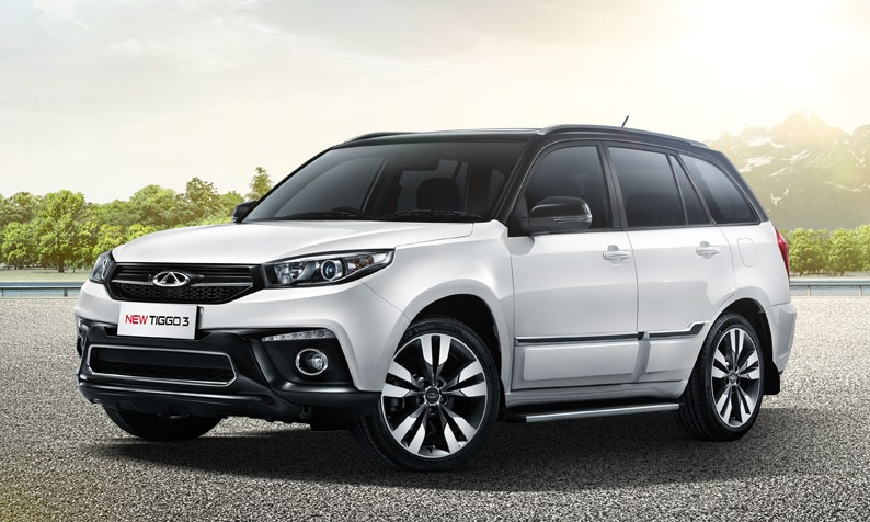 Chery Tiggo3 2018 2 0l Luxury In Uae New Car Prices