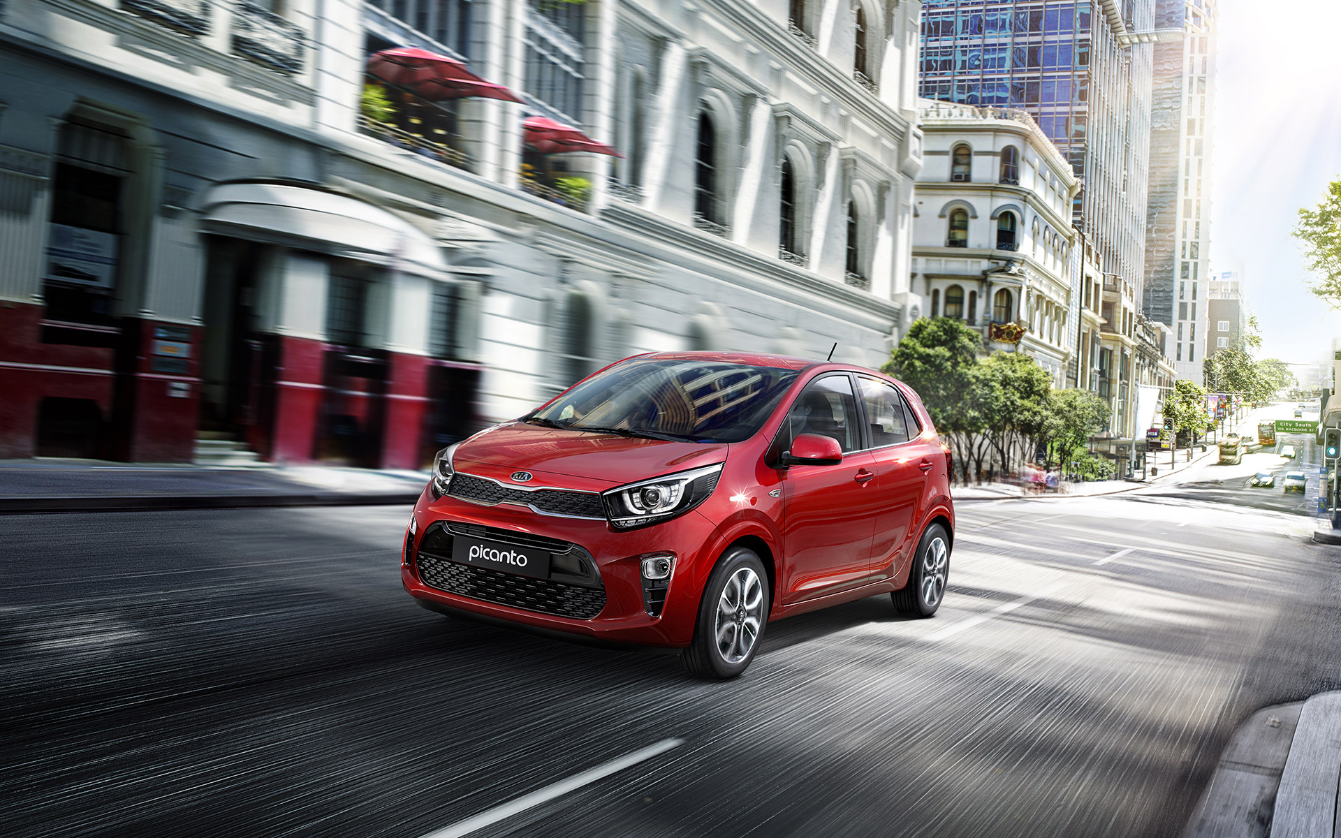 Kia Picanto 2018, United Arab Emirates